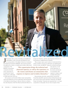 College Magazine Feature Article 2
