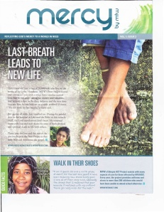 Mercy Newsletter_Fall 2013