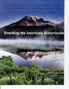 Reaching the American Hinterlands from South Africa